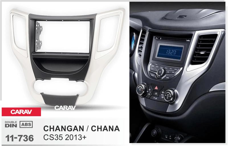 Car Stereo Radio Fascia Panel 2 Din Frame Kit for SSANGYONG Actyon Korando11-138