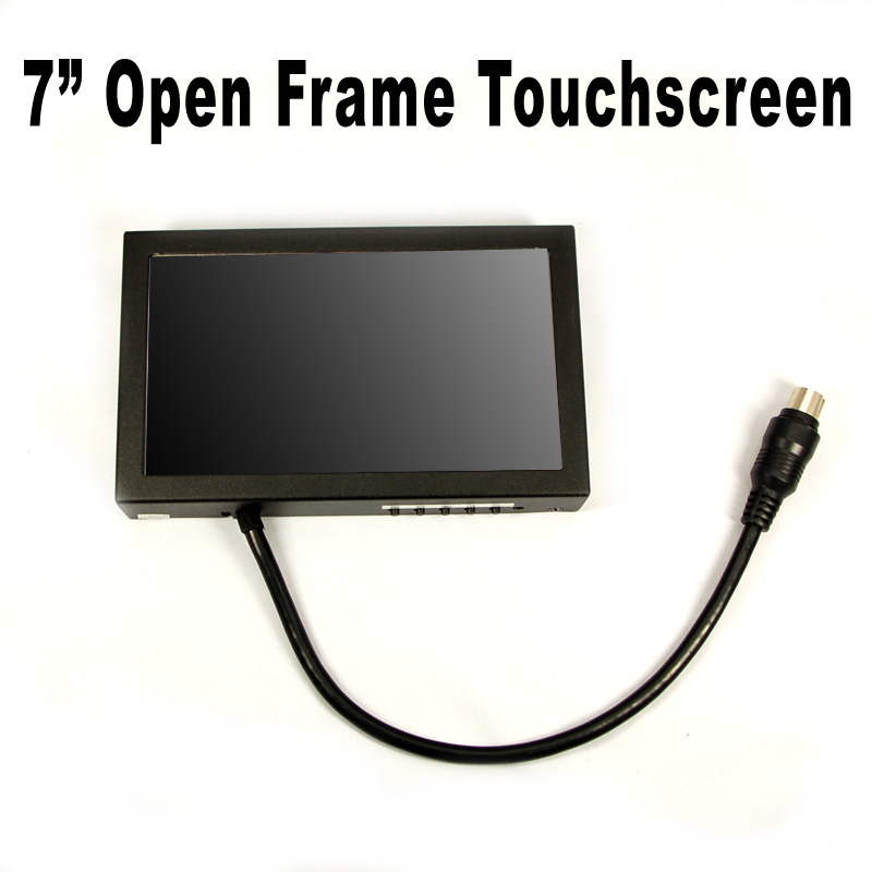 Sdc Of T7 18cm 7 Quot Lcd Tft Touchscreen Open Frame Monitor